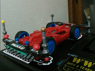 MS フラット車